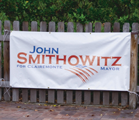 Campaign Banners (34″ x 96″)