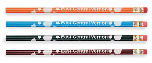 Campaign Pencils (Solid Colors)