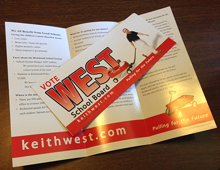 Campaign Brochures (Tri-Fold)