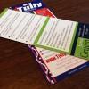campaign palm card
