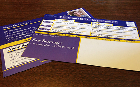 Campaign Post Cards