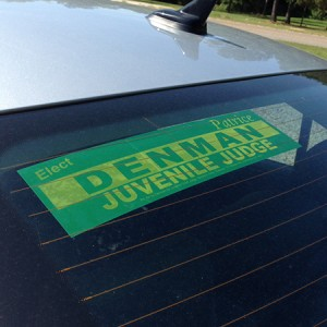 Static Cling Decals