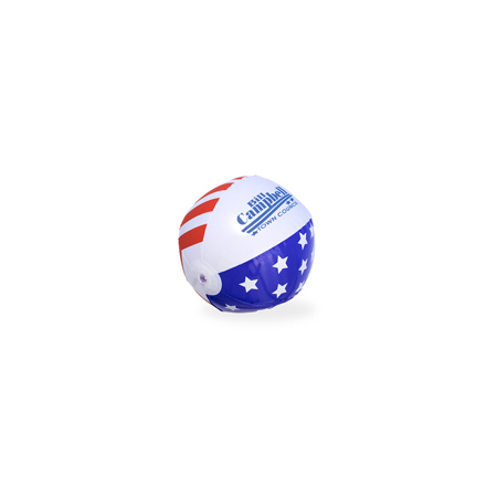 Patriotic Beach Balls – Flag