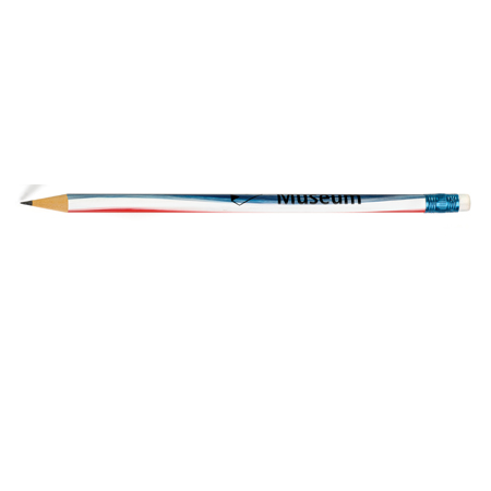 Campaign Pencils – Patriotic Swirl