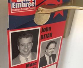 Campaign Doorhangers