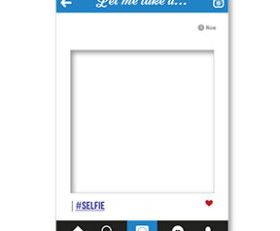 Campaign Selfie Frame